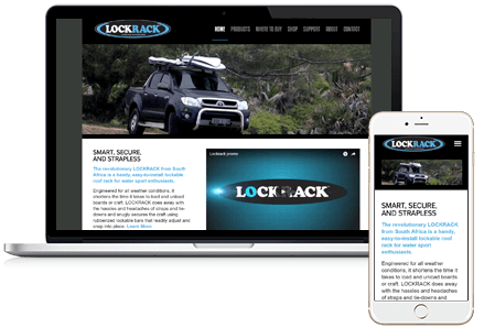 Link to LockRack site